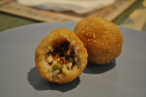 Arancini that should have tasted better...