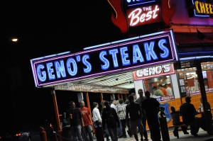 Geno's in South Philly